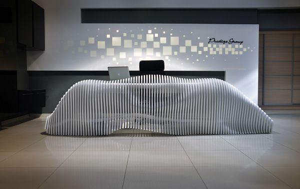reception desk product design - Reception Desk Designs