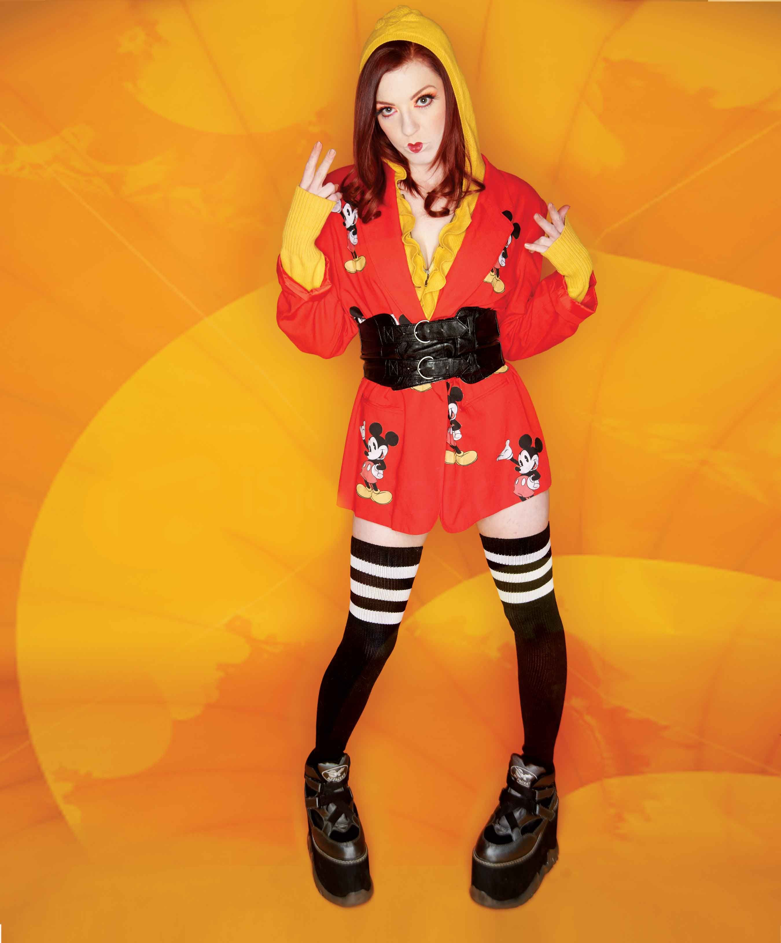 Get Your Harajuku On / Photography by Chuck St. John (May 2011 B-Metro Magazine)