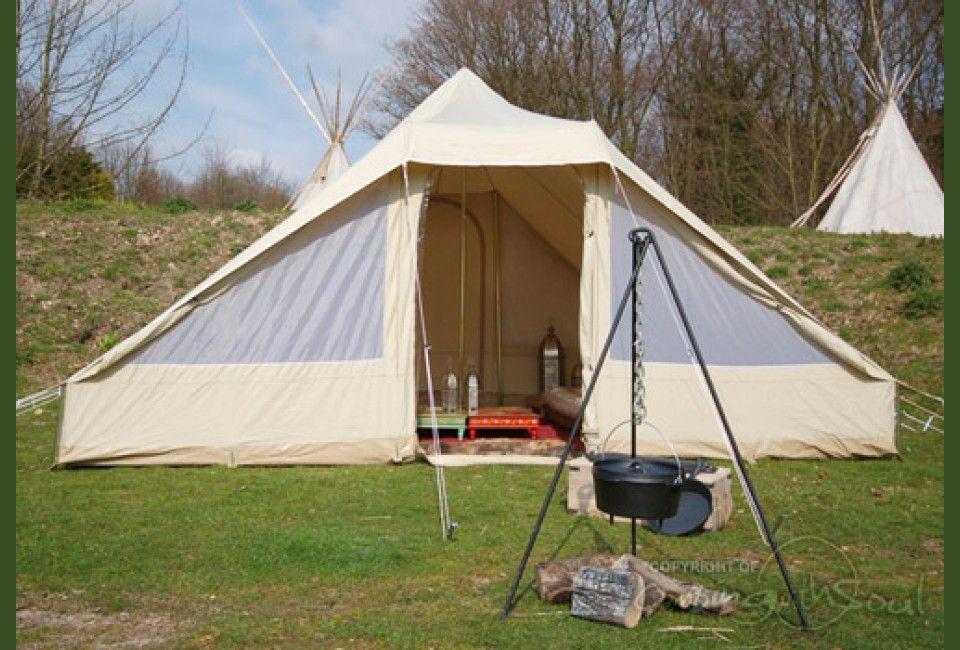 4.4 Metre Touareg Deluxe Tent & 4.4 Metre Touareg Deluxe Tent | roughin it! | Pinterest | Tents