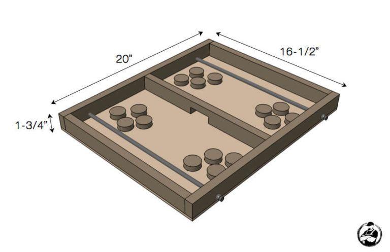 Pucket Game Rogue Engineer Board Games Diy Wooden Board Games Wood Games