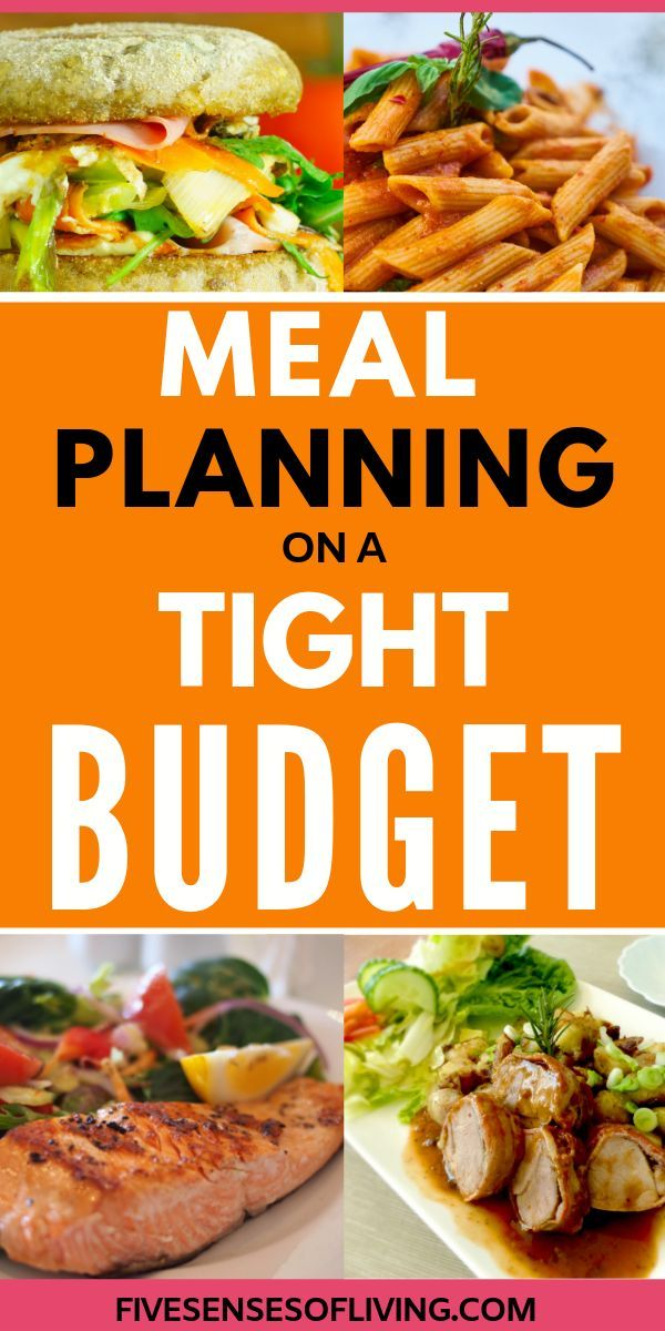 Complete Guide To Meal Planning On A Budget Cheap And Easy is part of Frugal meal planning - Meal planning on a budget isn't difficult when you know how to do it! Don't waste another day wondering what to have for dinner or spending unneccessary money by not meal planning