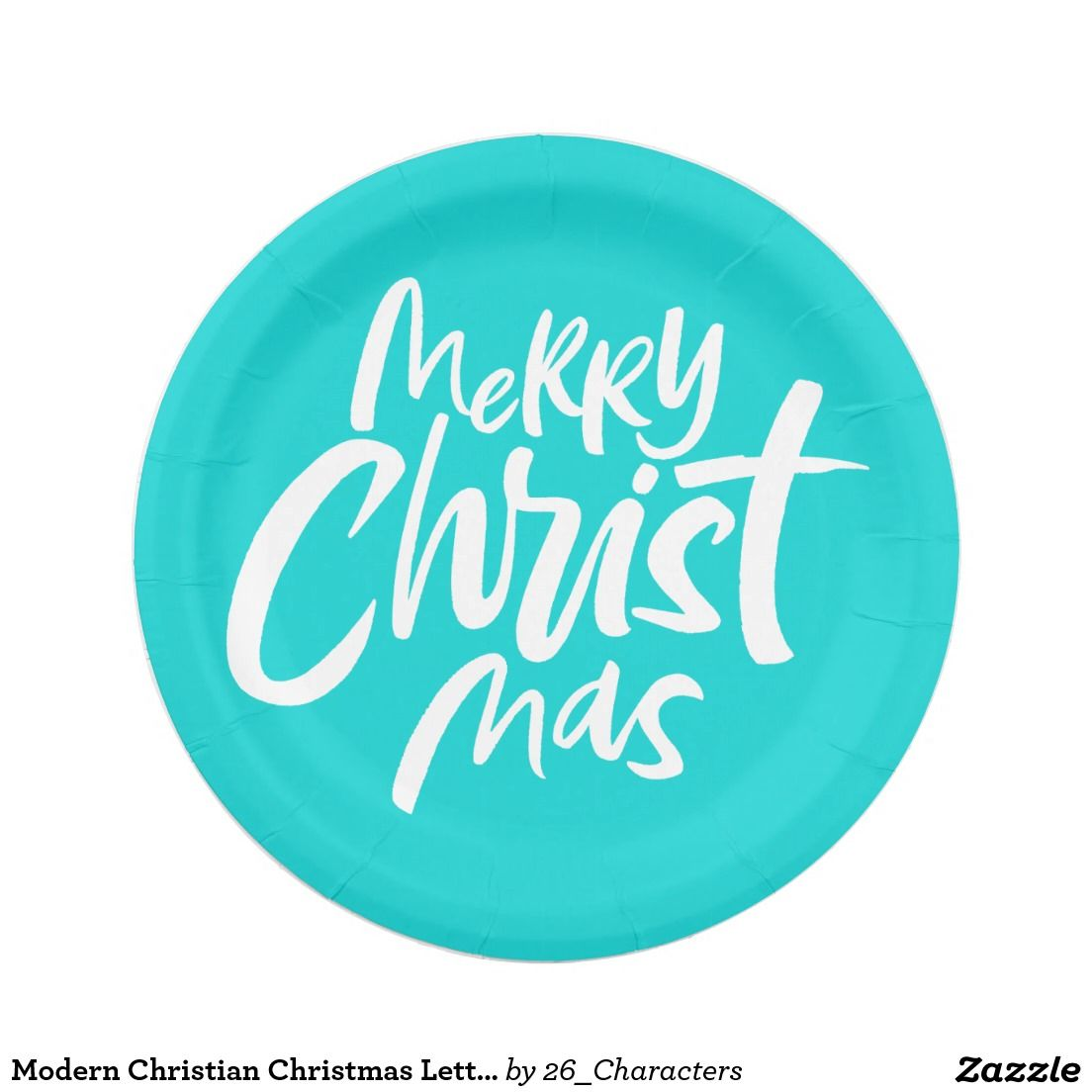 Christmas paper plates · Modern Christian Christmas Lettering Tiffany Blue  sc 1 st  Pinterest : tiffany blue paper plates - pezcame.com