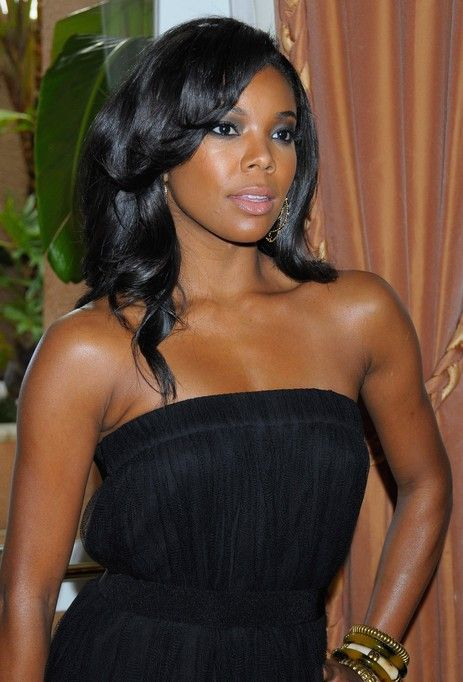 Terrific Hair For Prom Black Girls And Long Hair On Pinterest Hairstyle Inspiration Daily Dogsangcom