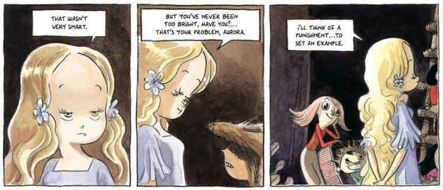 """""""Beautiful Darkness"""" Is The Best Fairytale Horror Comic You'll Read This Season"""