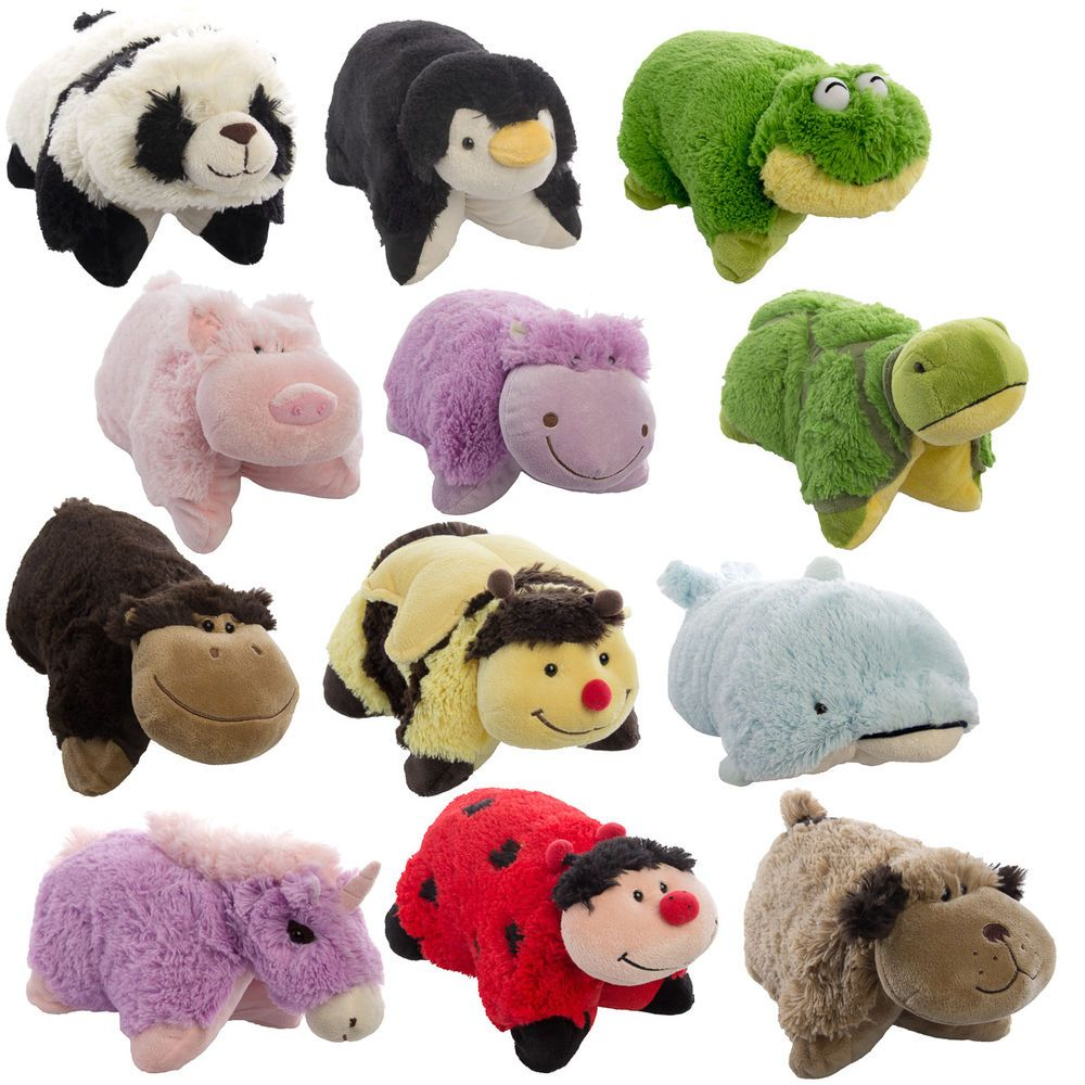 Pillow Pets Pee Wee 11 Soft Cute Plush Stuffed Animal Toy For