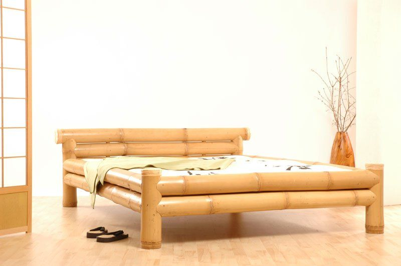 Bamboo Bed Frame With Images Bamboo Bedding Bamboo Bed Frame