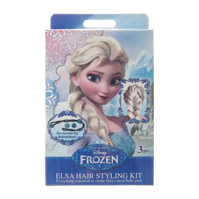 frozen elsa hair styling kit | jewellery