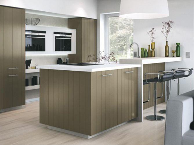 Les 4 règles du0027or du0027une cuisine ouverte - cuisine ilot central conforama