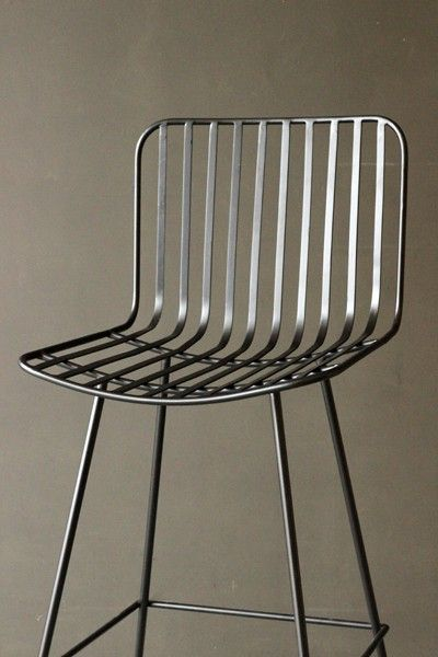 Magnificent Nero Black Metal Bar Stool In 2019 Kitchen Metal Bar Ncnpc Chair Design For Home Ncnpcorg
