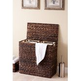 Found It At Wayfair Oversized Divided Hamper With Liner Double