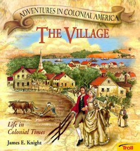 Colonial Life With Images Colonial America Colonial American