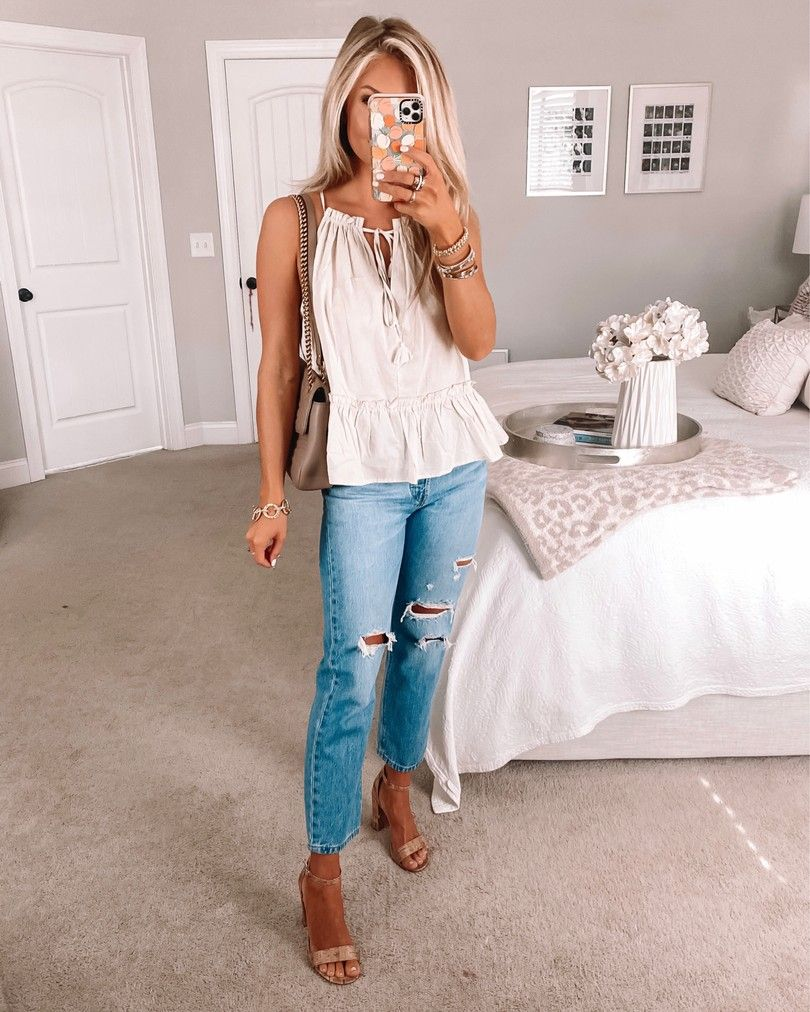 Closet Staples Part 2 How To Wear Different Styles Of Dress Up Shirts Merrick S Art Casual Weekend Outfit Casual Date Night Outfit Night Outfits [ 1049 x 750 Pixel ]