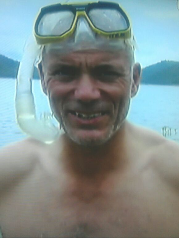 Jeremy wade diving