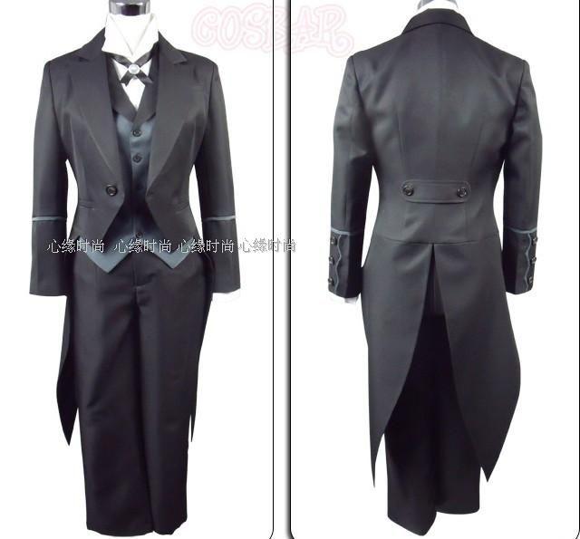 Sebastian tailcoat | Tailcoat