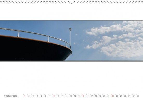 Der Kalender des Tages für das Jahr 2015:  Emotionale Momente: Yachten - eleganter Luxus auf den Weltmeeren   Kalenderhaus.de