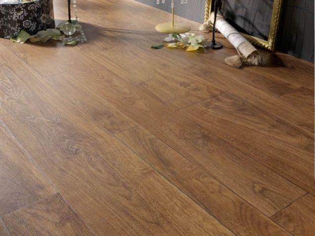 Amaretto Walnut Laminate Flooring Ac5 Class Of Use 33