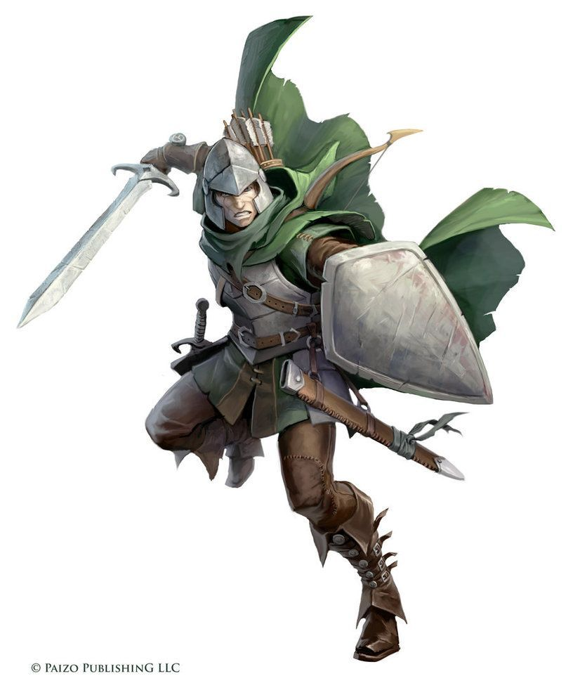 Image result for pathfinder character concept art ...