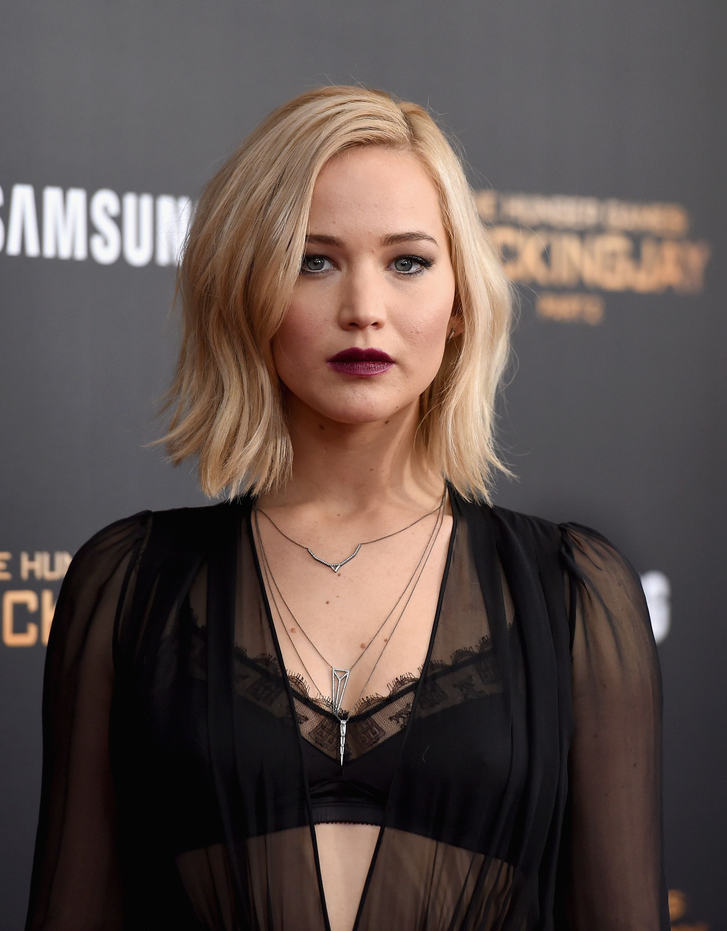 you won't believe what jennifer lawrence did during her