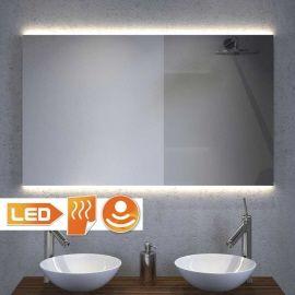 314,- Belgische leverancier Verwarmde badkamer spiegel met sensor ...