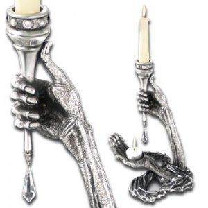 Another awesome candle holder
