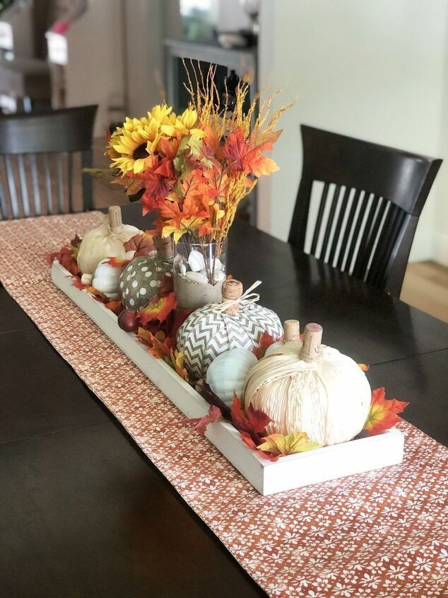 How to Make a DIY Dollar Store Pumpkins Makeover | Hometalk -   18 thanksgiving decorations for home dollar stores ideas