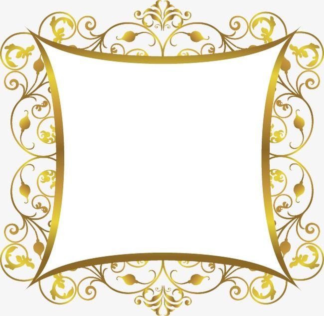 Pin By Mahesh Karande On My Pngtree Frame Gold Frame Frame Clipart