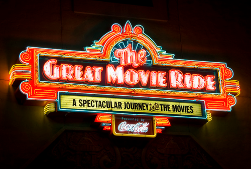 The Great Movie Ride, Walt Disney World. Find cheap hotels when traveling to Walt Disney World: http://holipal.com/hotels/