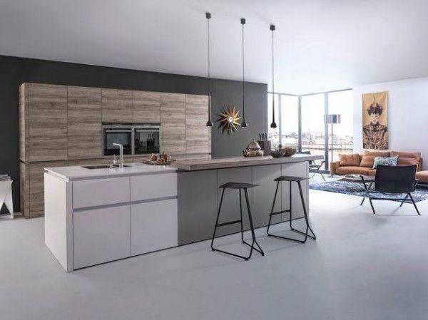 Cuisine Moderne Avec lot  Kitchens Modern And Modern Ovens