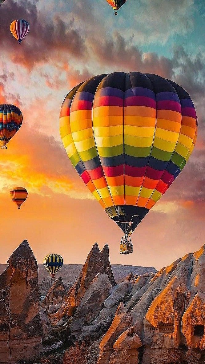 Hot Air Balloon Hot air balloons photography, Balloons