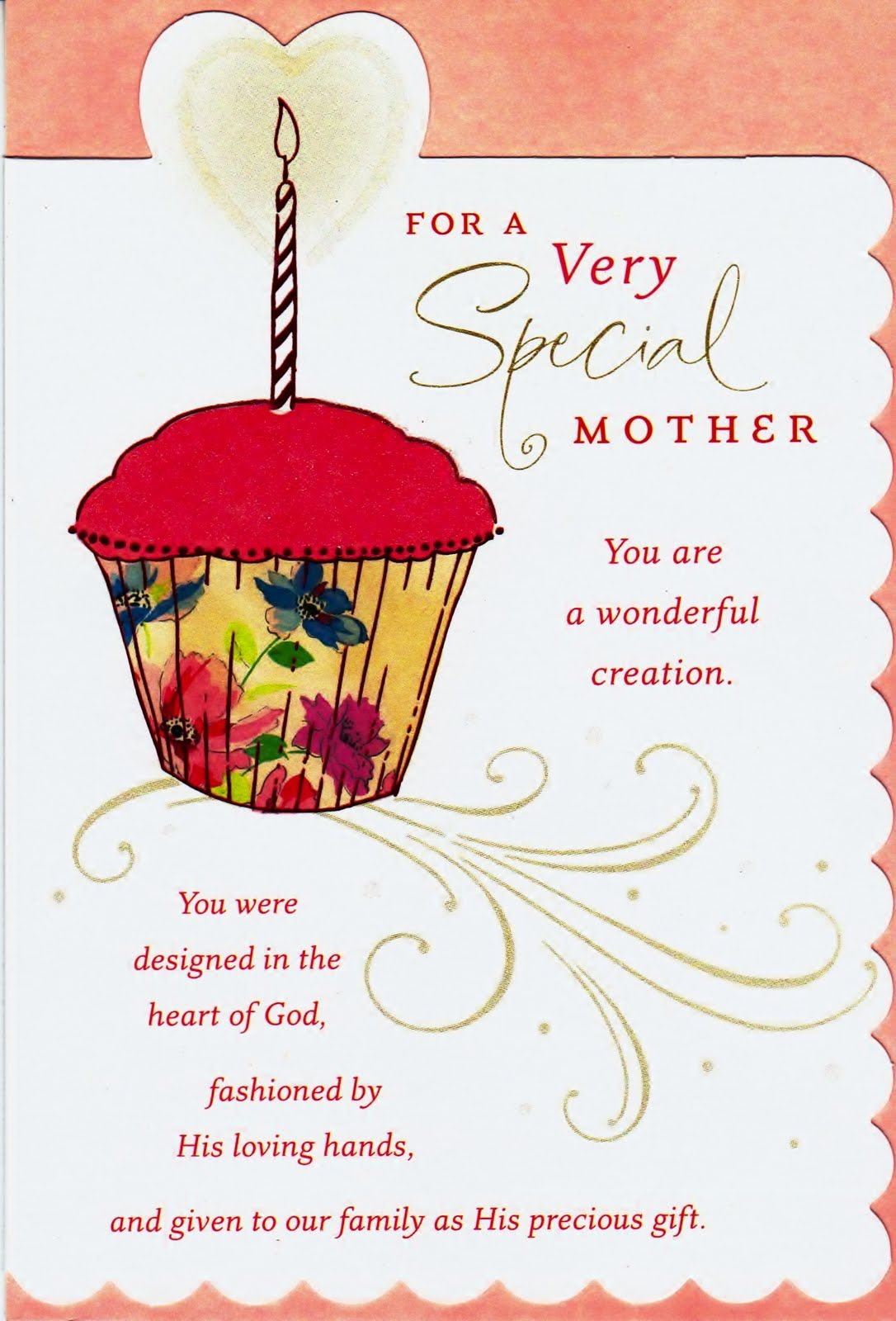 Happy Birthday Mom Free Large Images Bday Cards Pinterest