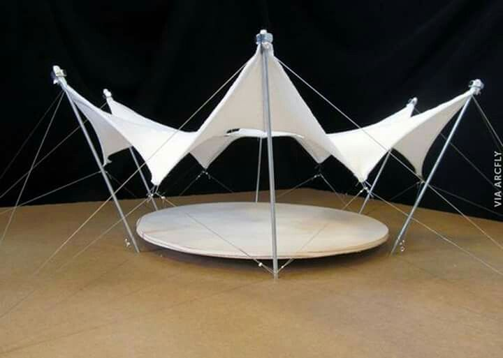 Pin By Ahmed Abdul Aziz On Tensile Arch Fabric Pavilion