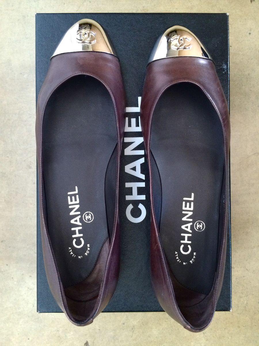 Chanel Flats @FollowShopHers
