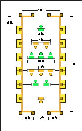 Human Foosball: Build Your Own Human Foosball Table   Part 1
