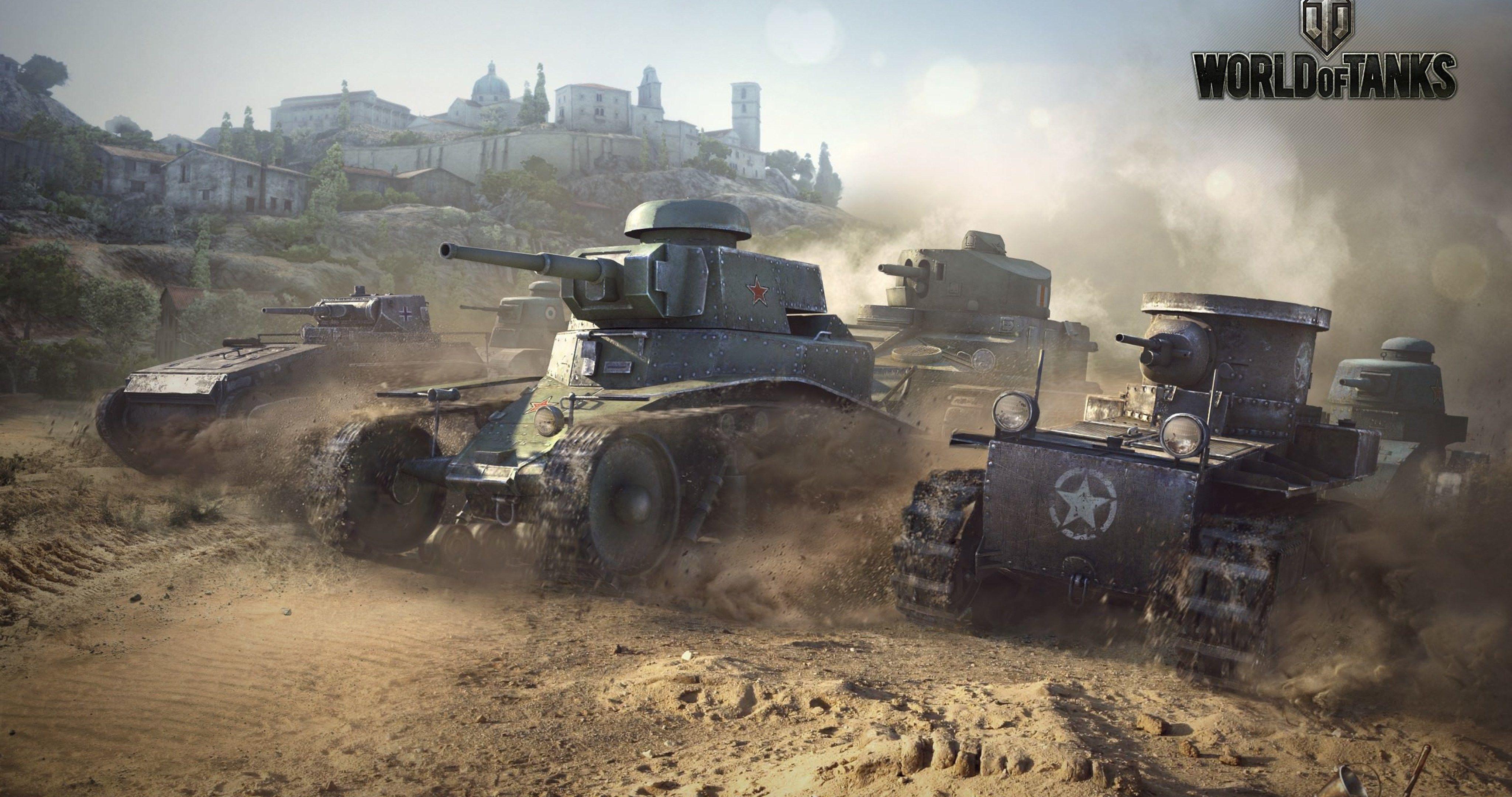 World Of Tanks Game 4k Ultra Hd Wallpaper World Of Tanks World