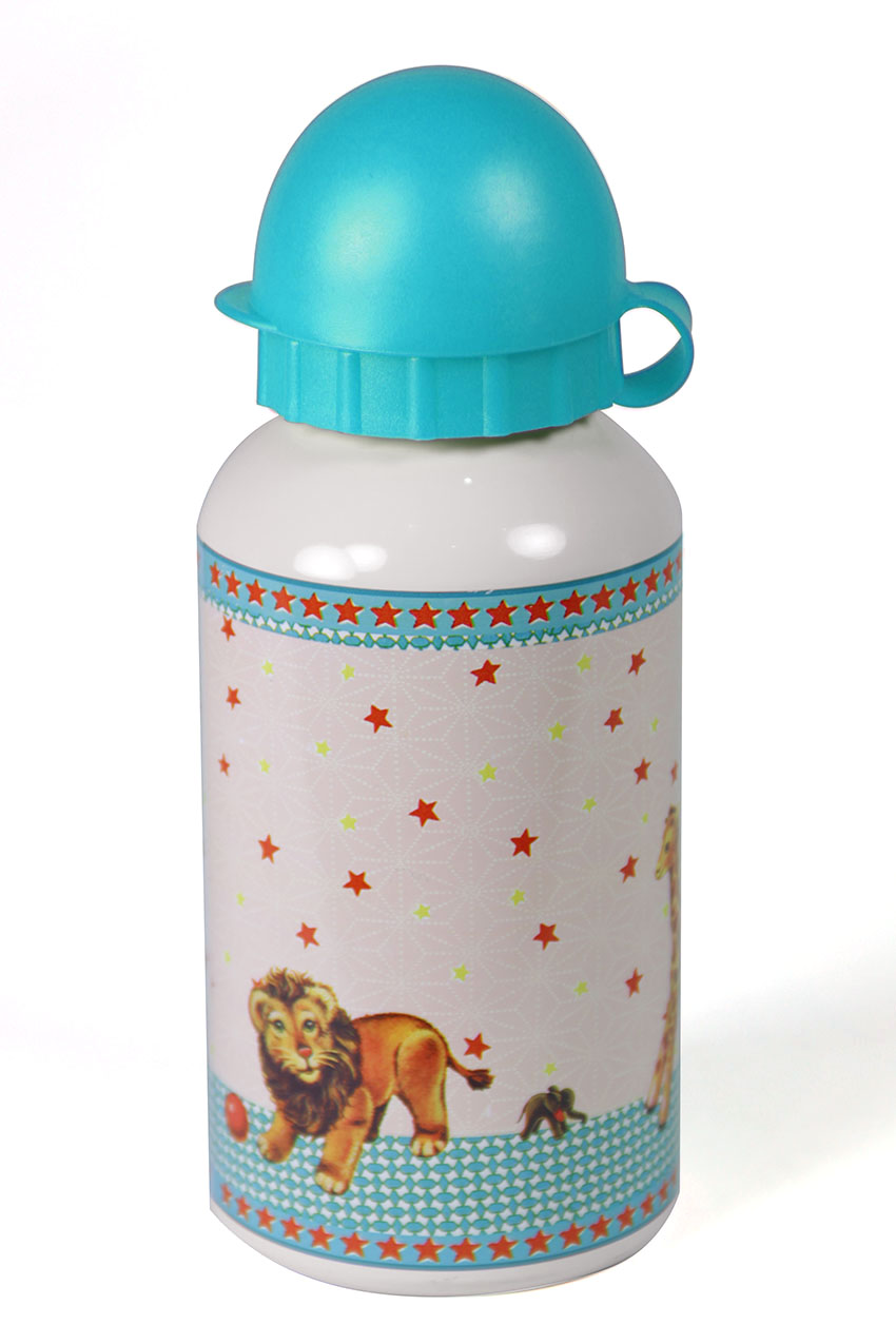 Drinkfles Leeuw / Gourde Lion / Drinking bottle Lion