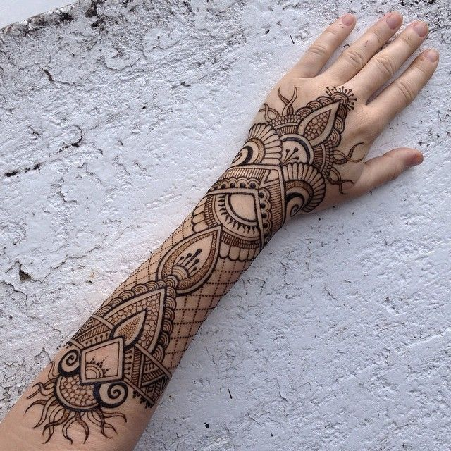 50 Inspirational Designs How Long Do Henna Tattoos Last Henna