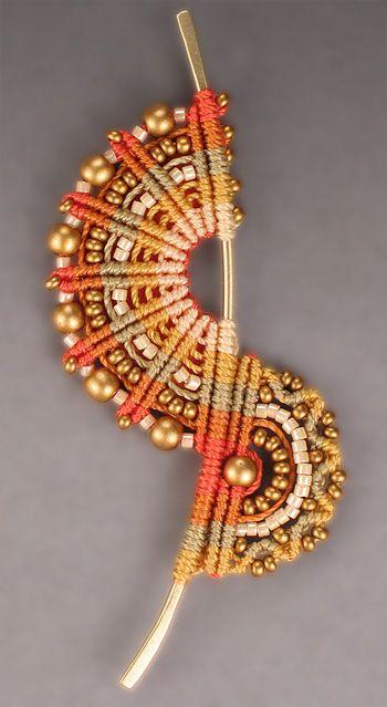 Micromacrame Jewelry Pattern Boncuk Bilezik Macrame