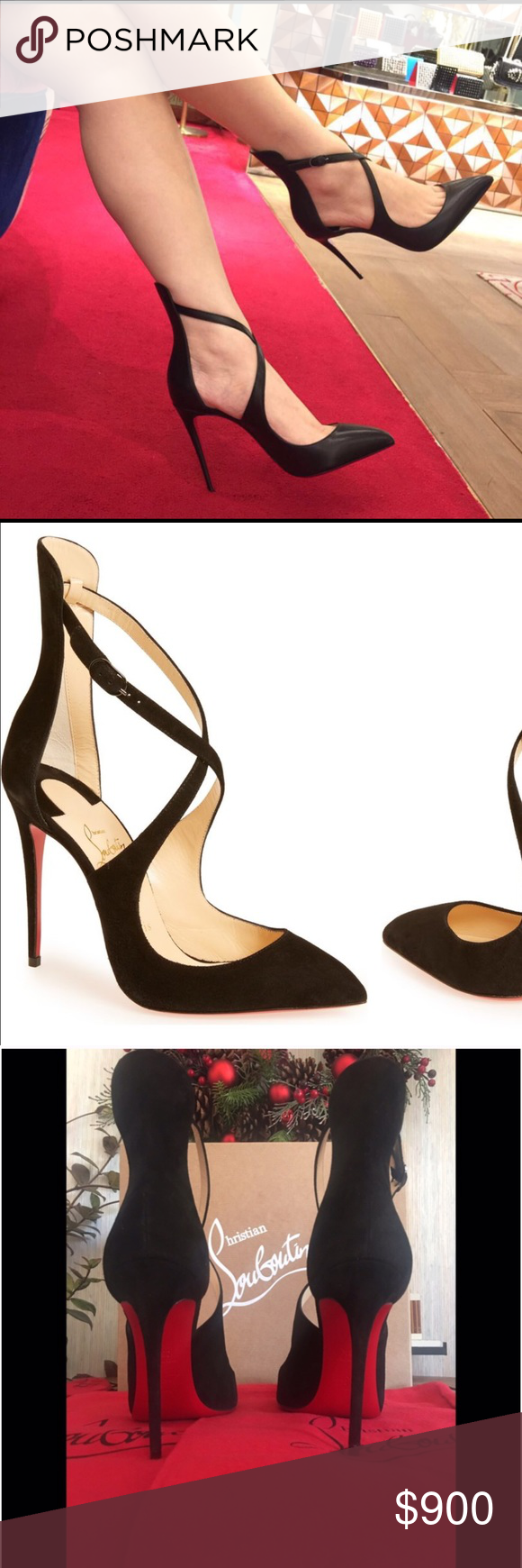 679db356010 Christian Louboutin Marlenarock Pumps Brand New With Box and ...