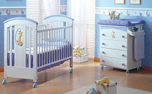 Decoración de Cuartos Pequeños para Bebés | Ideas para Santi ...