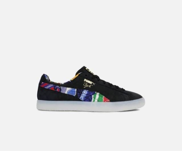 huge selection of 6bb14 69c8a Pre Order New Puma Clyde X Coogi Black | Kixify Marketplace ...