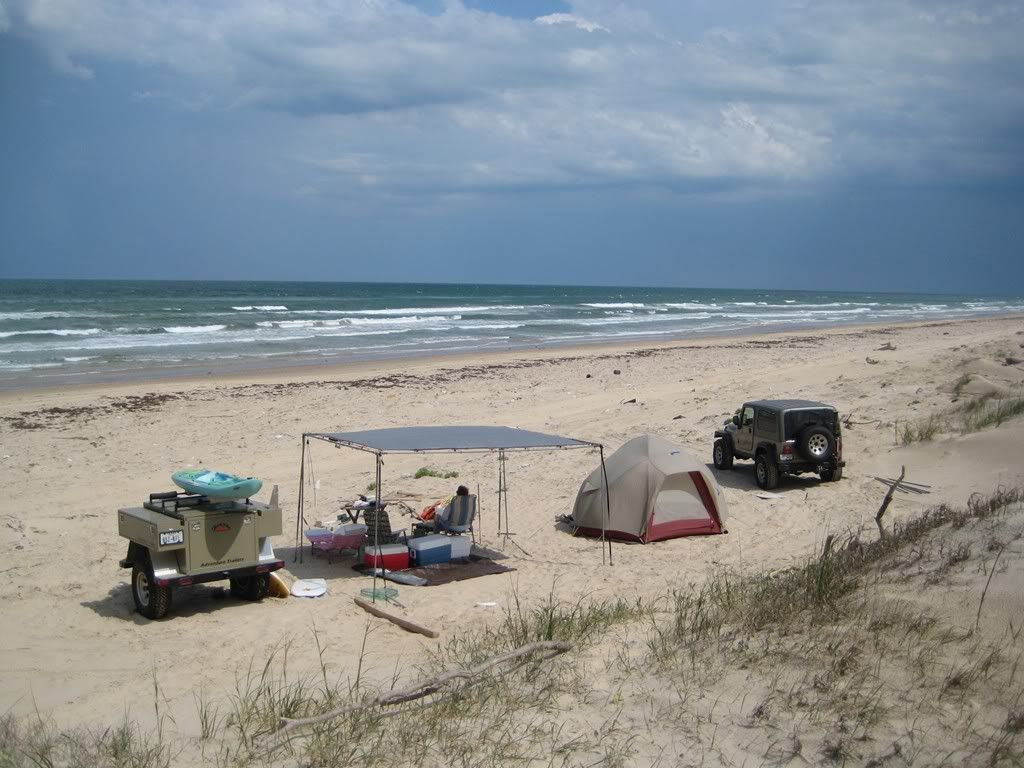 Campgrounds Near South Padre Island Texas