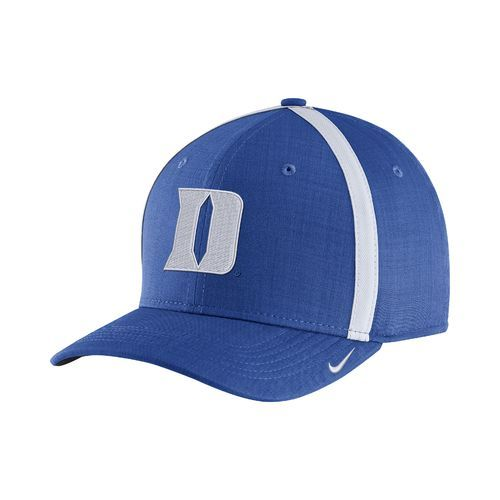 741cb25e359 Nike™ Men s Duke University AeroBill Sideline Coaches Cap (Blue ...