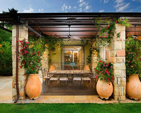 add a pergola to a deck design, pictures, remodel, decor and ideas ... - Ideen Tipps Gestaltung Aussenraume
