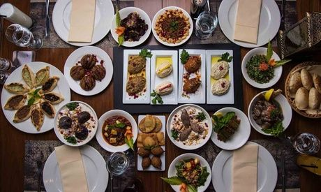 Iftar Buffet For Up To Four At Diwan Al Muhanna Restaurant And