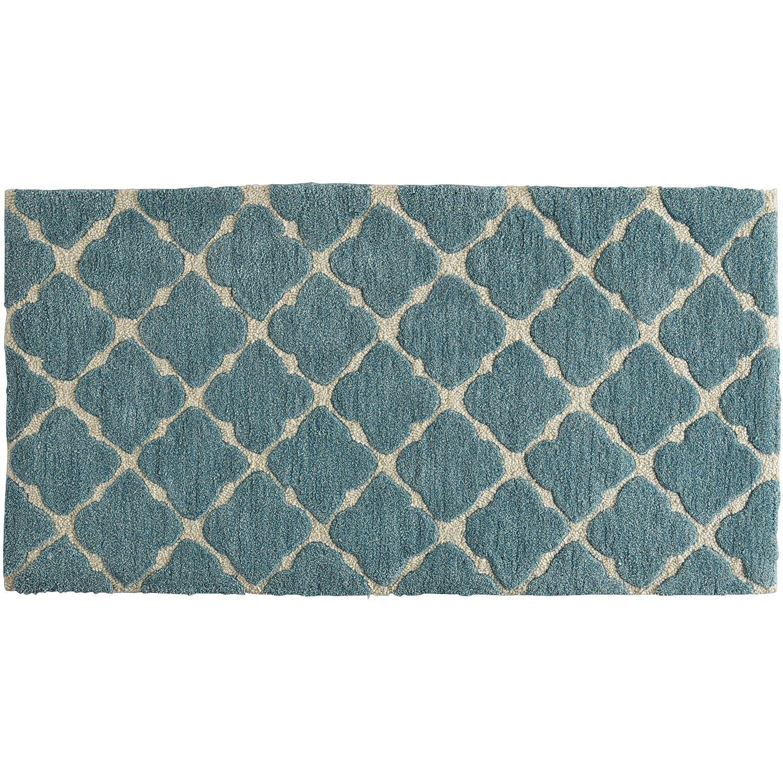 Blue Cloud Step® Moorish Tile Memory Foam Rug - Maui   *Decor > Rugs ...