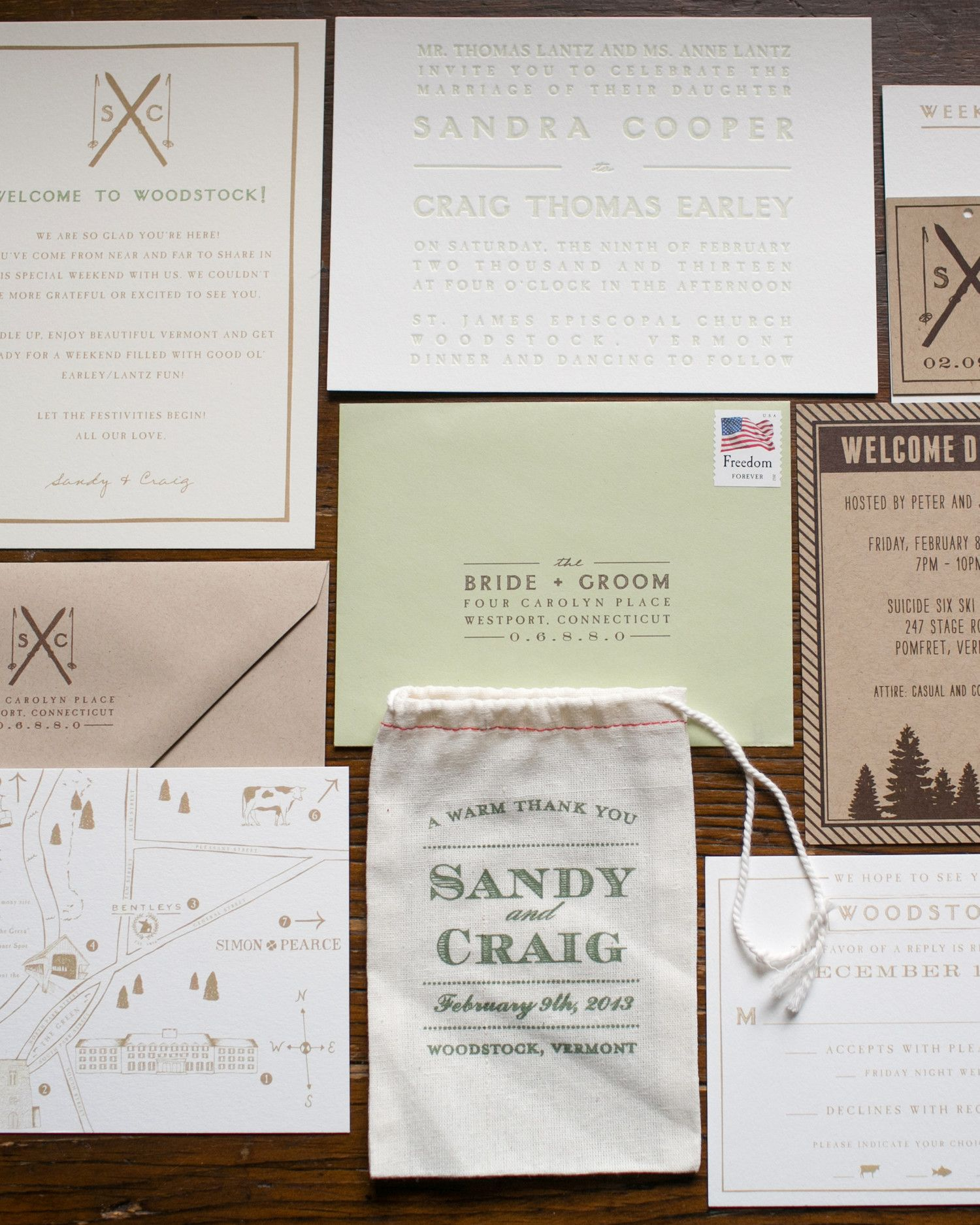 34 Unexpected Winter Wedding Invitations   Swiss cottage, February ...