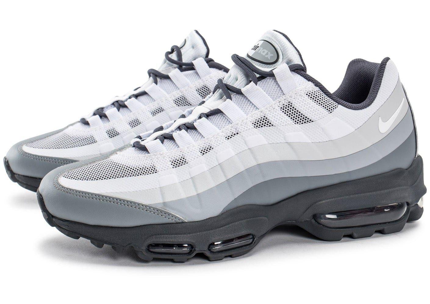reliable quality sneakers for cheap sale France Pas Cher air max 95 ultra noir gris Vente en ligne ...