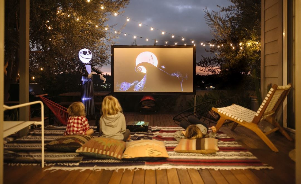 Gather your friends and family and screen the perfect
