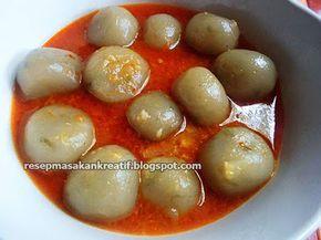 Resep Cilok Kuah Pedas Bumbu Seblak Resep Resep Masakan Indonesia Resep Masakan