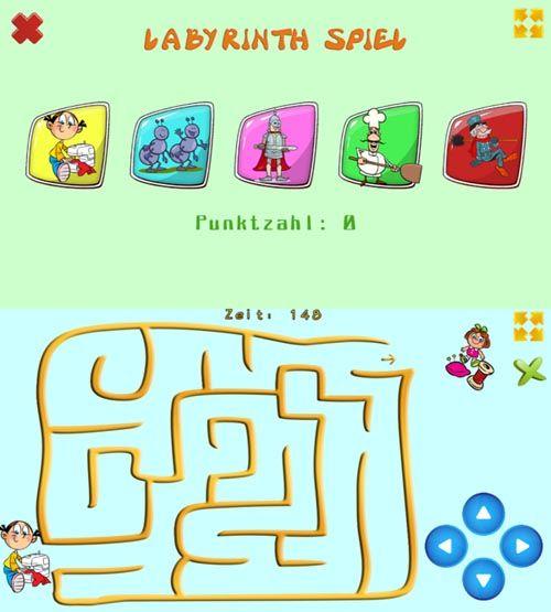 Labyrinth Spiele Online Kostenlos